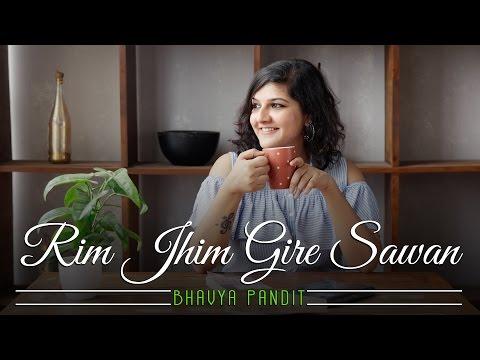 Rim Jhim Gire Sawan | Bhavya Pandit Ft. Harsh Davda | Kishore Kumar | Cover