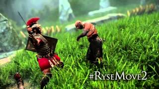 Ryse  Son of Rome Xbox One)   Gameplay Trailer