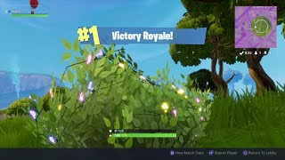 Fortnite - My First #1 Victory Royale | Season 2 PS4 Pro Gameplay