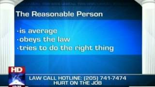 """What Does the Law Consider a """"Reasonable Person?"""""""