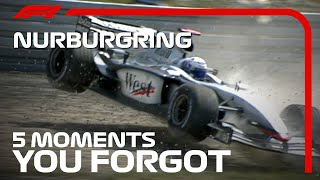 5 Moments You Forgot At The Nurburgring