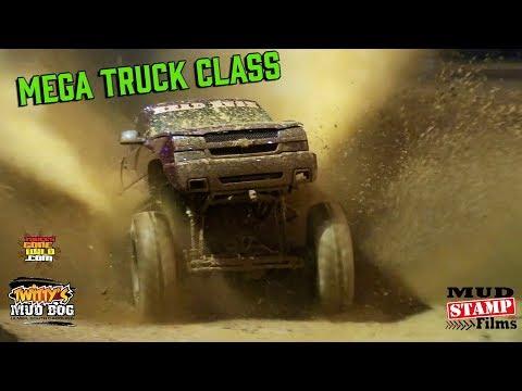 Mega Truck Class Twittys Mud Bog TGW 17