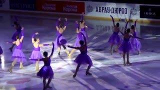 """Команда синхронного катания """"Юность"""" (Екатеринбург)"""