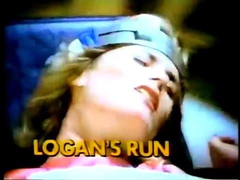 'Logan's Run' TV Series Promo (1977)