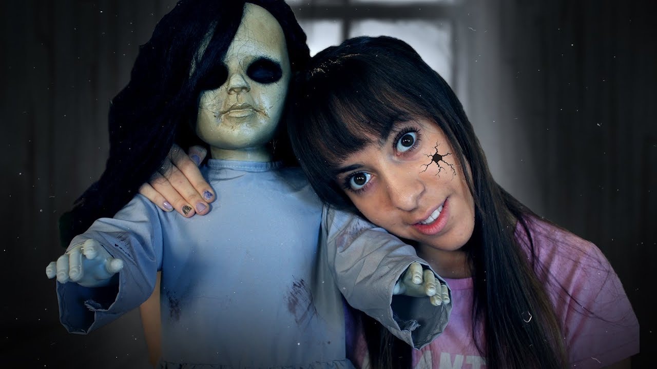 Is the Creepy Doll CONTROLLING our Sister!? (The Doll Maker)