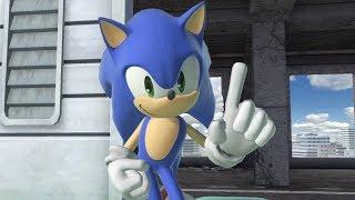 Sonic in Super Smash Bros. Ultimate /New Screenshots