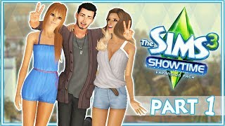 Let's Play: The Sims 3 Showtime (part 1) - Welcome!