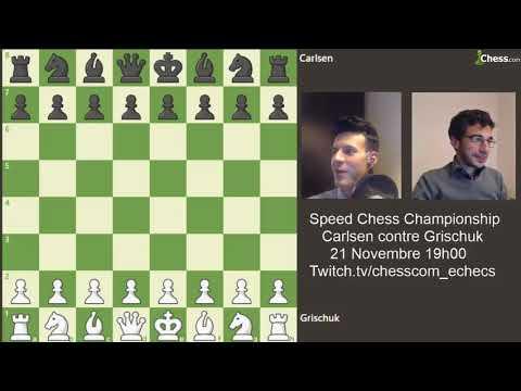 Laurent Fressinet nous parle de Magnus Carlsen