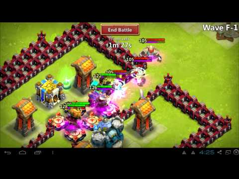 Castle Clash Maintenance And Updates