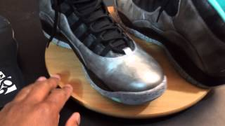 "Air Jordan Retro 10 ""Lady Liberty"""