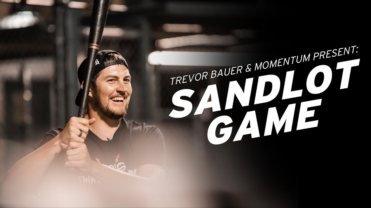 The Sandlot Game presented by Trevor Bauer & Momentum