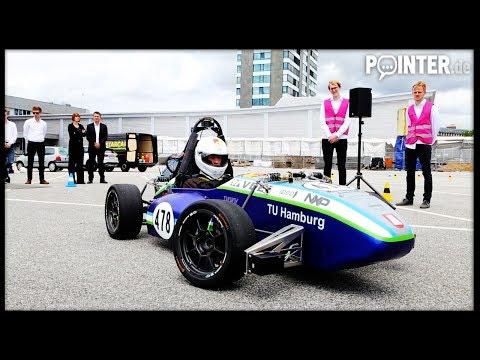 Formula Student - Studierende bauen Rennwagen