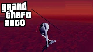 ¿Misterio del cielo rojo en GTA resuelto?