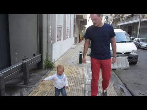 Baby Loves Athens! - April 24, 2015 - MeetTheWengers Daily Vlog