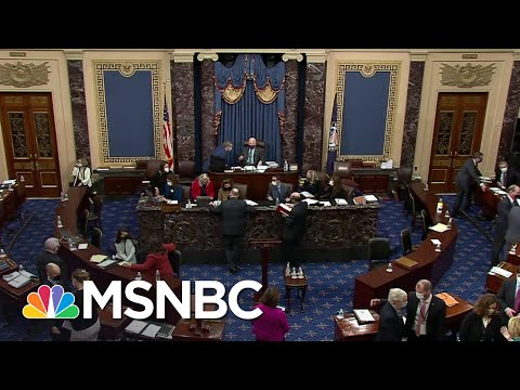 Senate Votes 55-45 To Begin Process For Calling Witnesses In Impeachment Trial | MSNBC