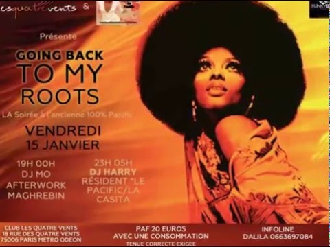 Soirée Going back to my roots