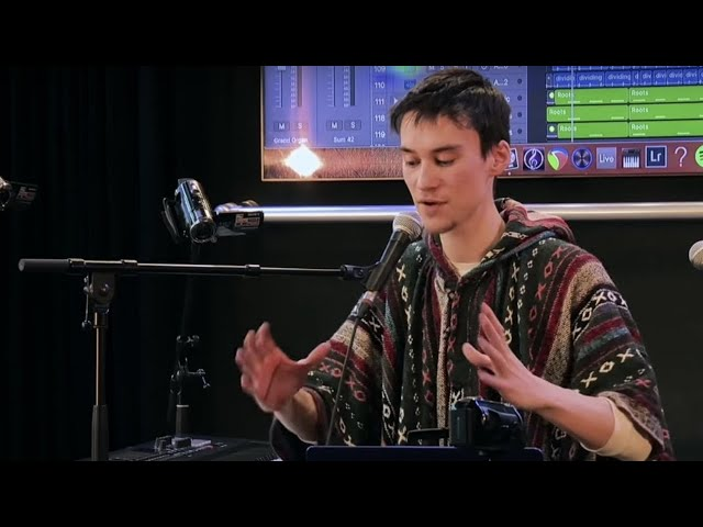 That's not a wrong note, you just lack confidence. (Jacob Collier)