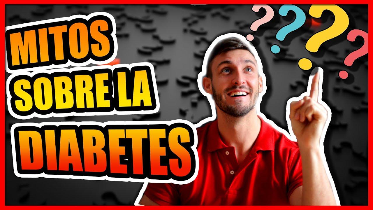MITOS DE LA DIABETES