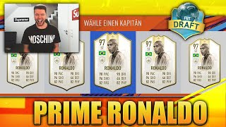 FIFA 19: PRIME MOMENTS R9 RONALDO FUT DRAFT 😳😳