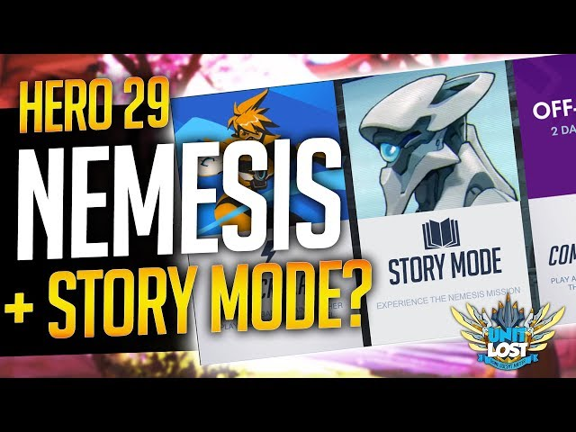 Overwatch LEAKS! Nemesis Hero 29 and Story Mode (Fake or Real?)