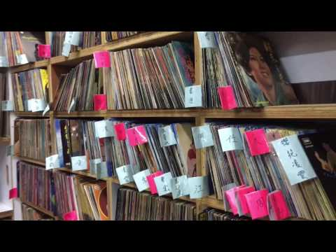 The Vinyl Guide - Red Point Record Warehouse in Singapore