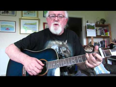 Guitar: I Dreamed I Saw St Augustine (Including lyrics and chords)