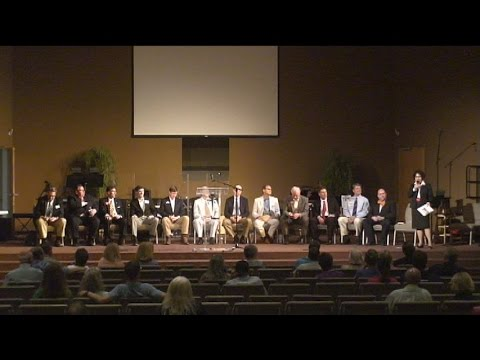 TN 8th District U S Congress Candidate Forum 20160531