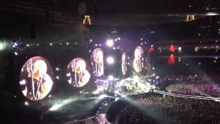 Coldplay - Fix You - Live at Emirates Stadium 2 June 2012