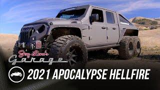 homepage tile video photo for 2021 Apocalypse Hellfire 6X6   Jay Leno's Garage