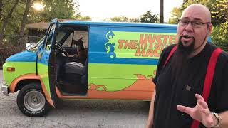 Scooby Doo Mystery Machine - 1980 Chevy G10 Shorty Van