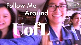 Follow Me Around UofL
