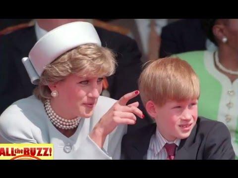 Prince Harry Speaks Movingly of Mom Princess Diana