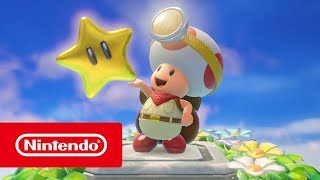 Captain Toad: Treasure Tracker - Trailer (Nintendo Switch & Nintendo 3DS)
