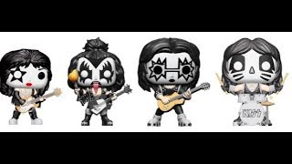 KISS Pop! figures set for release - VIO-LENCE to play reunion show ..!