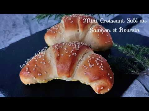 recette-de-mini-croissant-salé-au-saumon-fumé-et-boursin-recette-pour-buffet-recette-ramadan-2019
