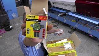 SIGMA.  Новый инструмент в гараж.