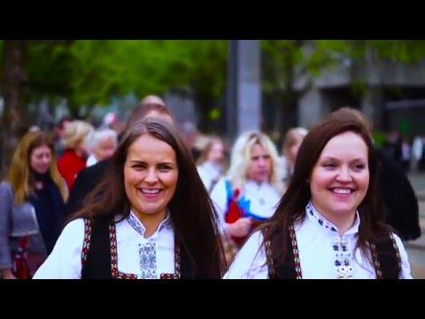 17 mai 2016, Bergen Norway