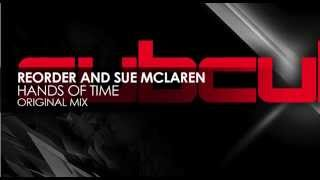 ReOrder and Sue McLaren - Hands Of Time (Original Mix)