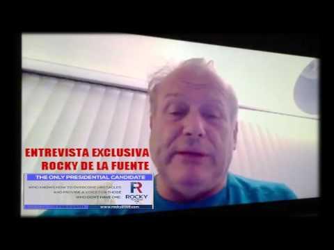 Rocky De La Fuente - Un latino en la contienda Presidencial de EE.UU.