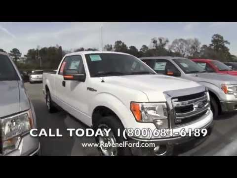 2013 Ford F 150 Xlt Supercab Review Video Bed Box Side