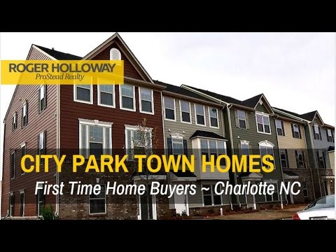 City Park Townhomes From Ryan Homes