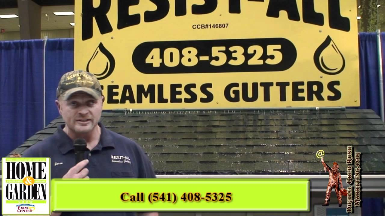 Resist All Seamless Gutters Of Redmond Or Central Oregon