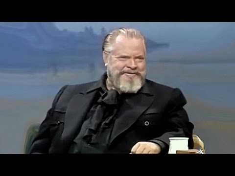 The Tonight Show Starring Johnny Carson (1976) - Orson Welles Interview