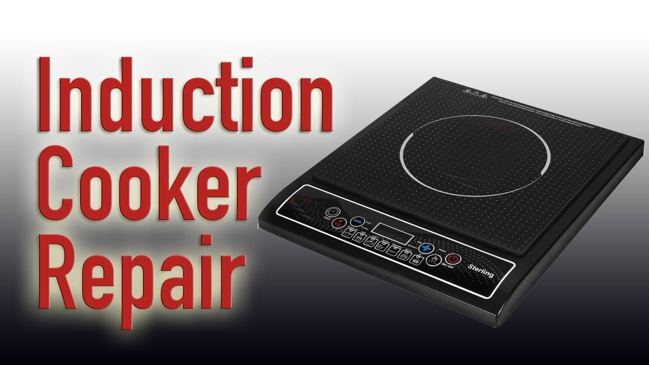 Induction Chulha Repair Youtube Heater Circuit Hot Plate Cooker Homemade