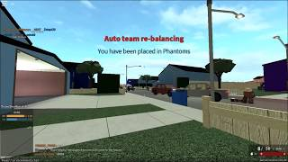 ROBLOX PHANTOM FORCES GAMEPLAY WITH MUSIC IN BACKGROUND