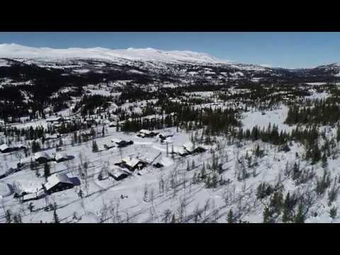 Synnfjellet, Nordre Land. - YouTube