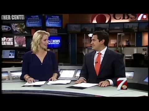CBS 7 News at 10