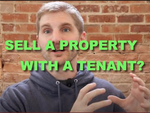 Can I Sell a Property with a Tenant
