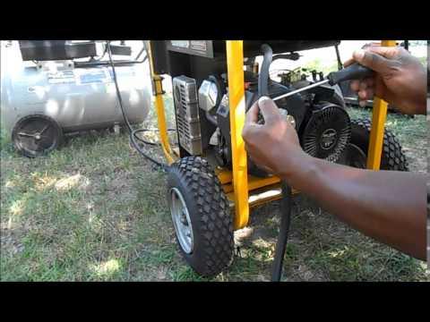 Propane conversion The miniature vacuum controlled regulator