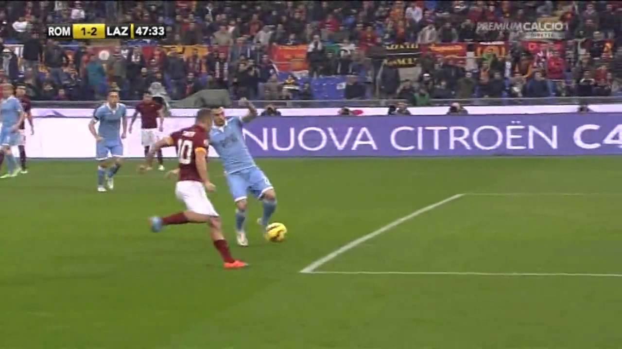Download Roma-Lazio 2-2 Commento Zampa Serie A (11/1/2015)